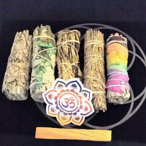 The Ultimate Smudging Box